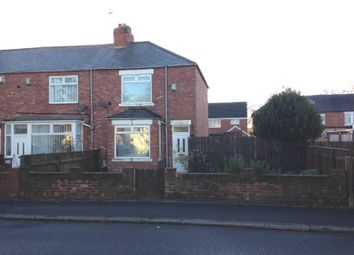 Thumbnail 2 bedroom terraced house to rent in Alexandra Road, Ashington
