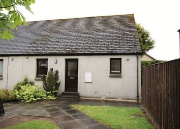 Thumbnail 1 bed semi-detached bungalow for sale in Jubilee Park, Letham, Forfar