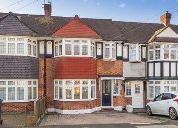 3 bed terraced house for sale in Kingsbridge Road, Morden SM4