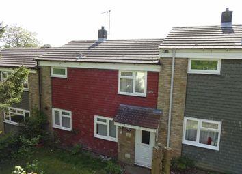 Thumbnail 3 bedroom terraced house for sale in Vardon Road, Pin Green, Stevenage, Herts