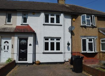Thumbnail 2 bed terraced house to rent in Snowden Avenue, Hillingdon