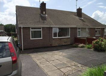 Thumbnail 2 bed detached house to rent in Barton Close, Forest Town, Mansfield