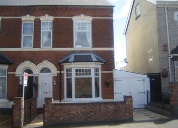 Thumbnail 5 bedroom terraced house to rent in Summerfield Crescent, Edgbaston, Birmingham