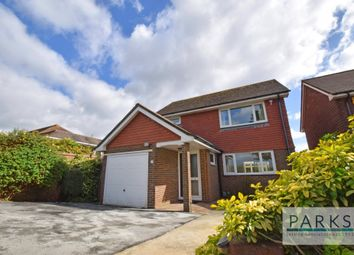 King George VI Drive, Hove BN3. 3 bed detached house