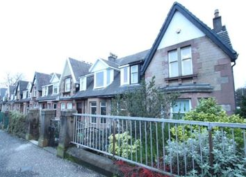 Thumbnail 3 bed end terrace house for sale in Dumbarton Road, Yoker, Glasgow