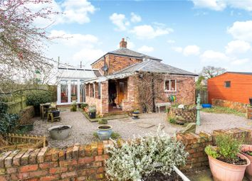 Thumbnail 2 bed detached house for sale in Pickmere Lane, Pickmere, Knutsford, Cheshire