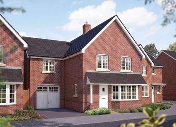 "Thumbnail 4 bed detached house for sale in ""The Malden"" at King Street Lane, Winnersh, Wokingham"