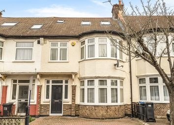 Thumbnail 4 bed terraced house for sale in Fernhurst Road, Addiscombe, Croydon