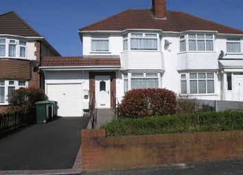 Thumbnail 3 bedroom semi-detached house for sale in Boundary Avenue, Rowley Regis