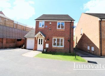 Thumbnail 4 bed detached house for sale in Summerton Road, Oldbury