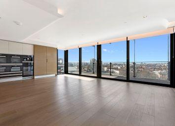 Thumbnail 3 bedroom flat to rent in Albert Embankment, Merano Residences, Nine Elms, London