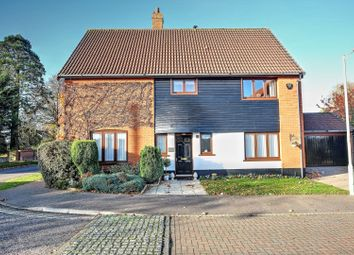 Thumbnail 4 bed detached house for sale in Welbourne Way, Barnby