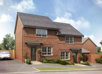 """Thumbnail 2 bedroom end terrace house for sale in """"Roseberry"""" at Upper Chapel, Launceston"""