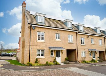 Thumbnail 4 bed end terrace house for sale in Sassoon Drive, Royston