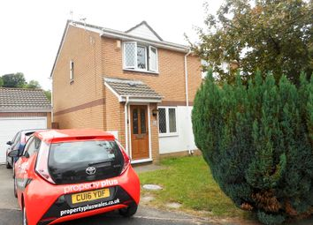 Thumbnail 2 bed semi-detached house for sale in Dinam Park, Pentre