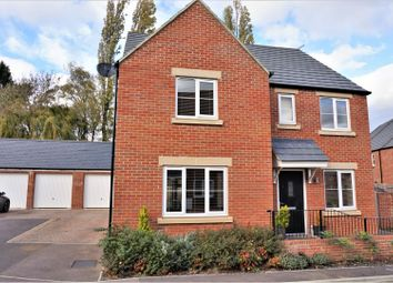 Thumbnail 4 bed detached house for sale in Wiggins Close, Bloxham