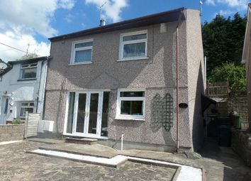 Thumbnail 2 bed semi-detached house for sale in Viaduct Road, Garndiffaith, Pontypool