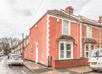 Thumbnail 2 bedroom end terrace house for sale in Mogg Street, St Werburghs, Bristol