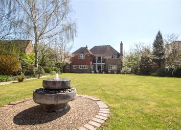 Thumbnail 5 bed detached house for sale in Burnmoor Meadow, Finchampstead, Wokingham