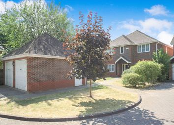 Thumbnail 5 bed detached house to rent in Shorland Oaks, Warfield