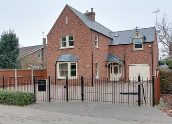 Thumbnail 4 bedroom detached house for sale in Church Lane, Crowland, Peterborough