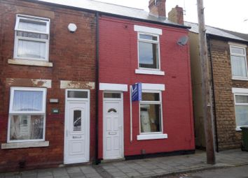 Thumbnail 3 bed end terrace house for sale in Poplar Street, Mansfield Woodhouse, Mansfield