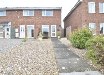 Thumbnail 2 bed end terrace house for sale in 6 Lincoln Close, Tewkesbury Park, Tewkesbury, Gloucestershire