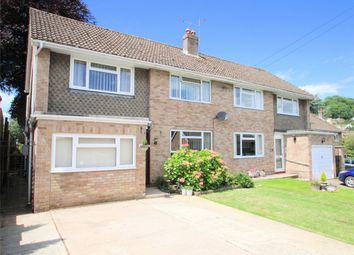 Thumbnail 3 bed semi-detached house for sale in Dryleaze, Wotton-Under-Edge, Gloucestershire