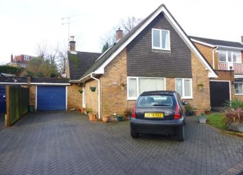 Thumbnail 4 bed detached house to rent in Copse Avenue, Weybourne, Farnham, Surrey