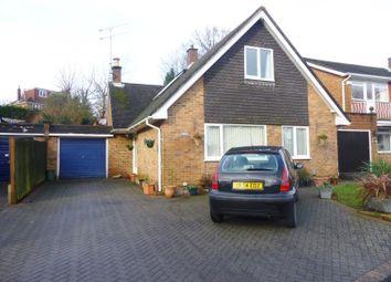 Thumbnail 4 bedroom detached house to rent in Copse Avenue, Weybourne, Farnham, Surrey