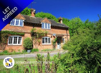 Thumbnail 2 bed semi-detached house to rent in Holmbury St. Mary, Dorking