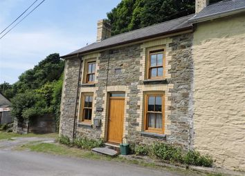 Thumbnail 2 bed end terrace house for sale in Pontshaen, Llandysul