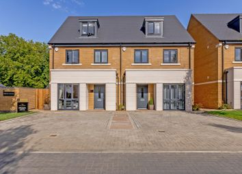Thumbnail 3 bed detached house for sale in Orchard Lane, East Molesey
