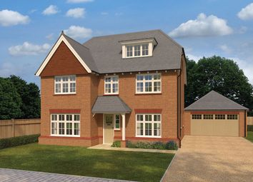 "Thumbnail 5 bed detached house for sale in ""Highgate 5"" at Avon Industrial Estate, Butlers Leap, Rugby"