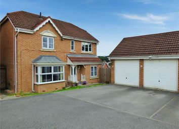 Thumbnail 4 bed detached house for sale in Pyenot Gardens, Cleckheaton, West Yorkshire
