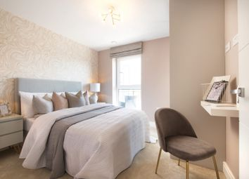Thumbnail 2 bed flat for sale in Plot 77, Endle Street, Southampton