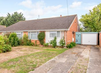 Thumbnail 2 bedroom semi-detached house for sale in Godwin Way, Chichester, West Sussex