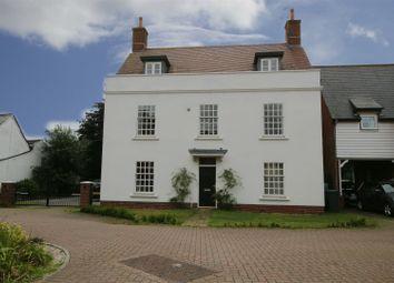 Thumbnail 5 bed detached house for sale in Glebe View, Walkern, Stevenage
