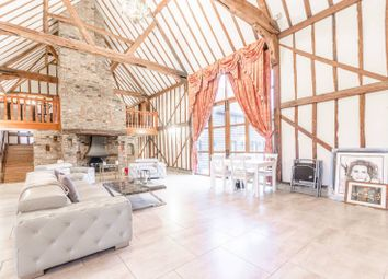 Thumbnail 5 bedroom barn conversion to rent in Millers Lane, Chigwell Row