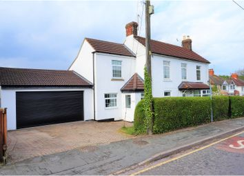Thumbnail 5 bedroom detached house for sale in High Street, Wroughton