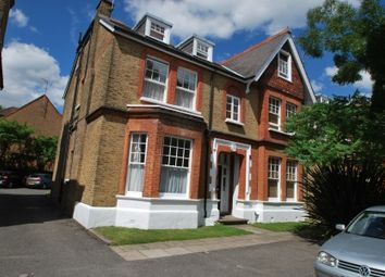 Thumbnail 1 bed flat to rent in Culmington Road, London