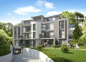 Thumbnail 2 bed flat for sale in Martello Road South, Canford Cliffs, Poole, Dorset