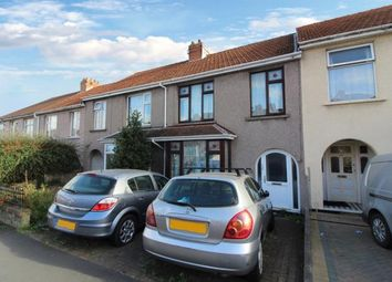 Thumbnail 4 bedroom terraced house for sale in Northville Road, Bristol