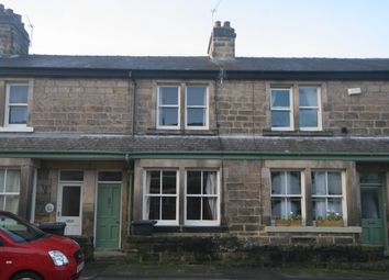 Thumbnail 2 bed terraced house to rent in Dawson Terrace, Harrogate, North Yorkshire