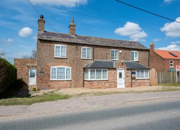 Thumbnail 4 bed detached house for sale in Wainfleet Road, Old Leake, Boston
