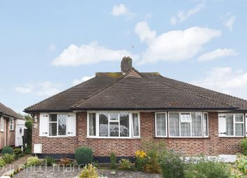 Thumbnail 3 bed semi-detached bungalow for sale in Parkdale Crescent, Old Malden, Worcester Park