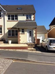 Thumbnail 4 bed semi-detached house to rent in Marshals Field, Ivybridge