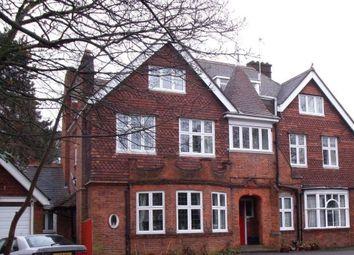 Thumbnail 1 bed flat to rent in Corkran Road, Surbiton