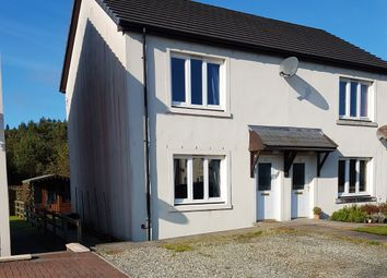 Thumbnail 2 bed semi-detached house for sale in 11 Cnoc Mor Place, Lochgilphead