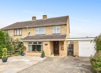 Thumbnail 3 bed semi-detached house for sale in Tyrrells Way, Sutton Courtenay, Abingdon